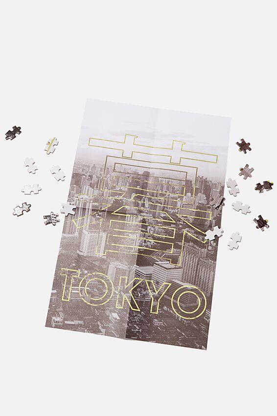 1000 Piece Puzzle, TOKYO