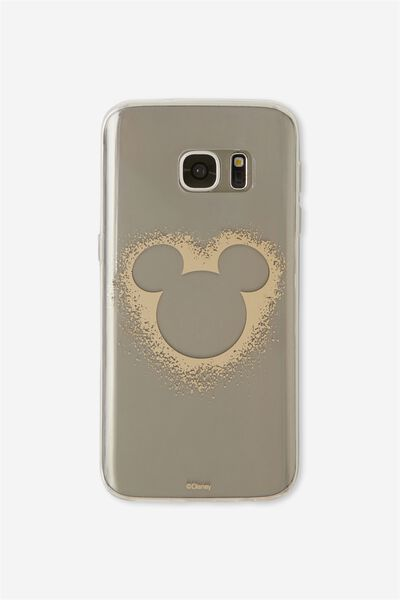 Phone Cover S7, LCN MICKEY HEAD