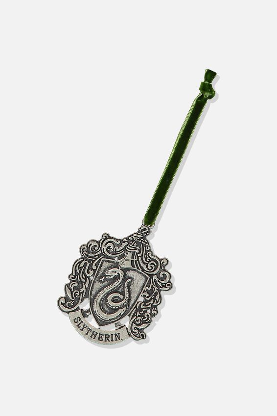 Licensed Ornament, LCN HP SLYTHERIN