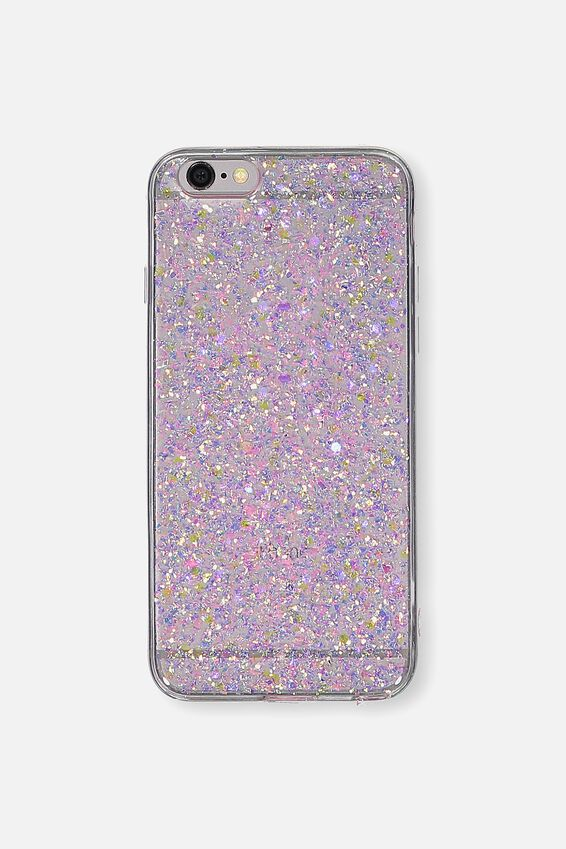Printed Phone Cover Universal 6,7,8, PINK FOILING