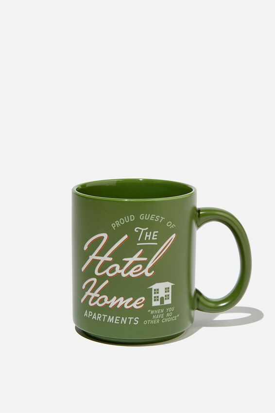 Daily Mug, HOTEL HOME