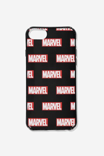 Printed Phone Cover Universal 6,7,8, LCN MAR MARVEL