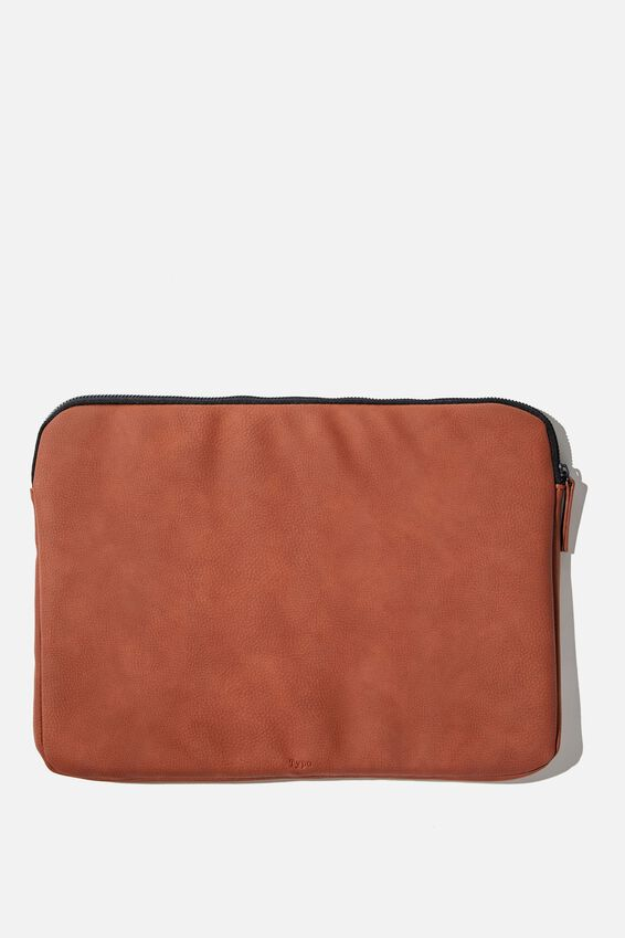 Core Laptop Cover 13 Inch, RUSSET