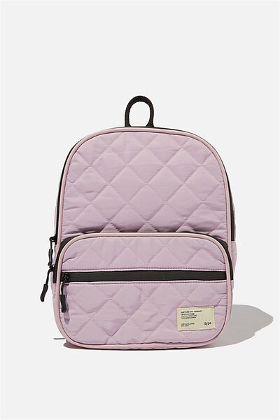 Nano Backpack, HEATHER QUILTED