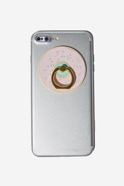 Jumbo Phone Ring, DONUT