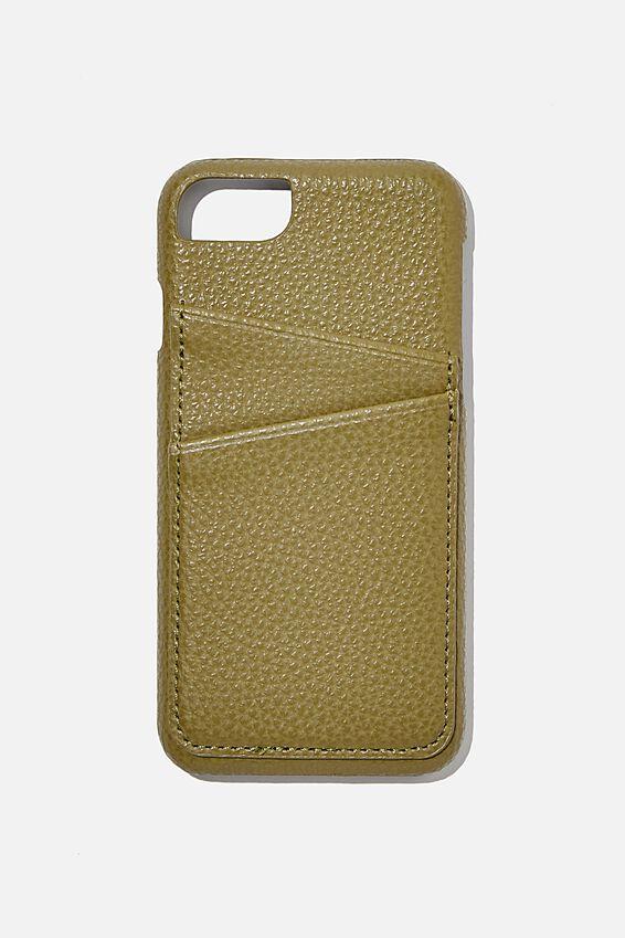 The Phone Cardholder SE, 6,7,8, KHAKI