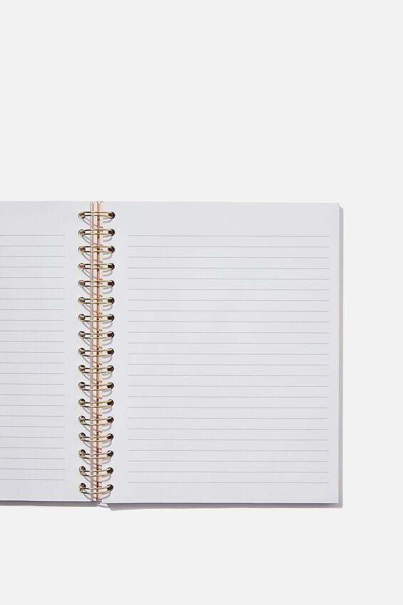 Ultimate Spiral Notebook, GIRLS SUPPORT GIRLS