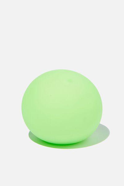 Gum Ball Squishy, GLOW IN THE DARK