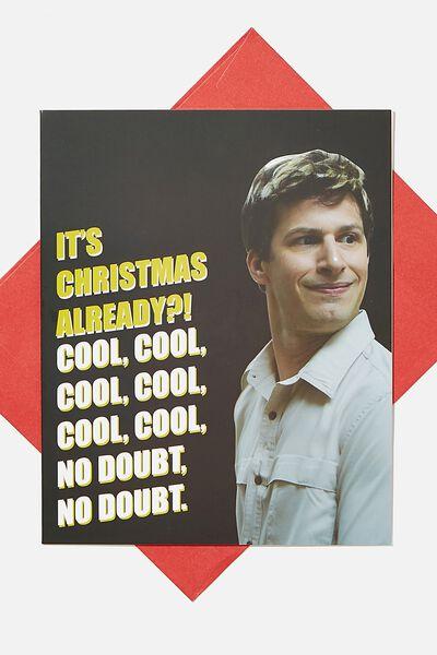 Christmas Card 2020, LCN UNI JAKE CHRISTMAS COOL COOL