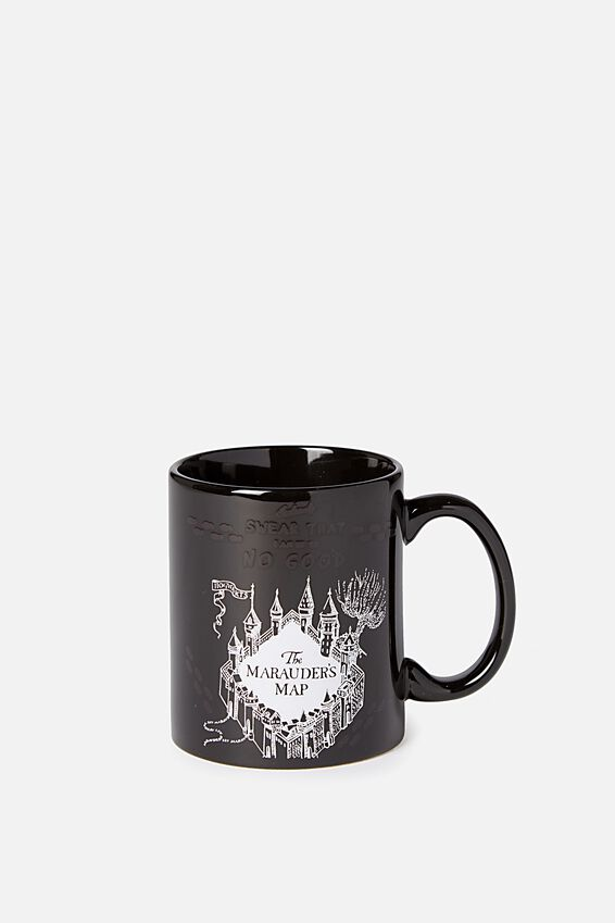Harry Potter Heat Sensitive Mug, LCN UP TO NO GOOD