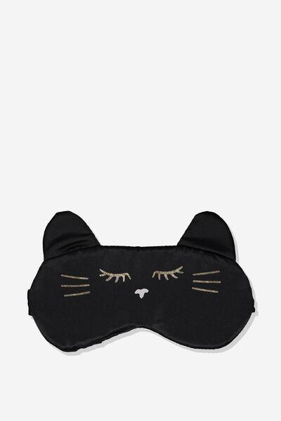 Premium Sleep Eye Mask, CAT NAP