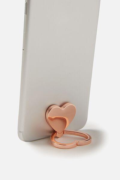 Metal Phone Ring, HEART