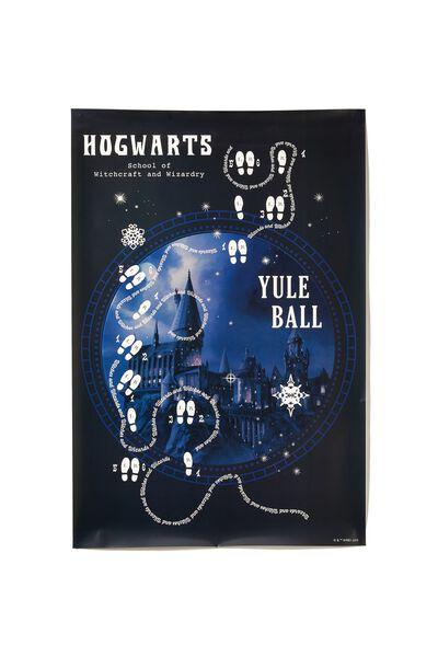 Lcn Poster, LCN WB HP YULE BALL