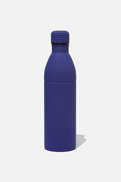 Two Piece Metal Drink Bottle, NAVY