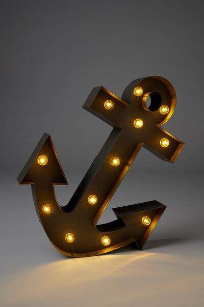 Large Marquee Light, ANCHOR