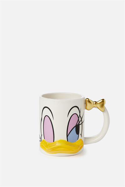 Specialty Novelty Mug, LCN 3D DAISY