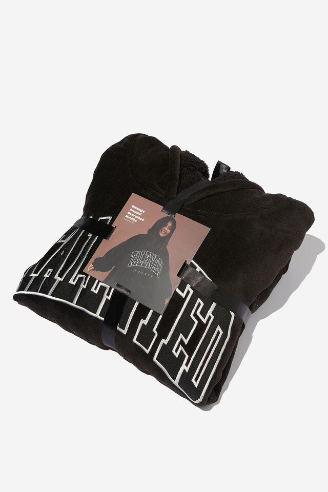 Slounge Around Oversized Hoodie, TALENTED F*CKER!!