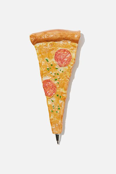 Novelty Pen, PEPPERONI PIZZA