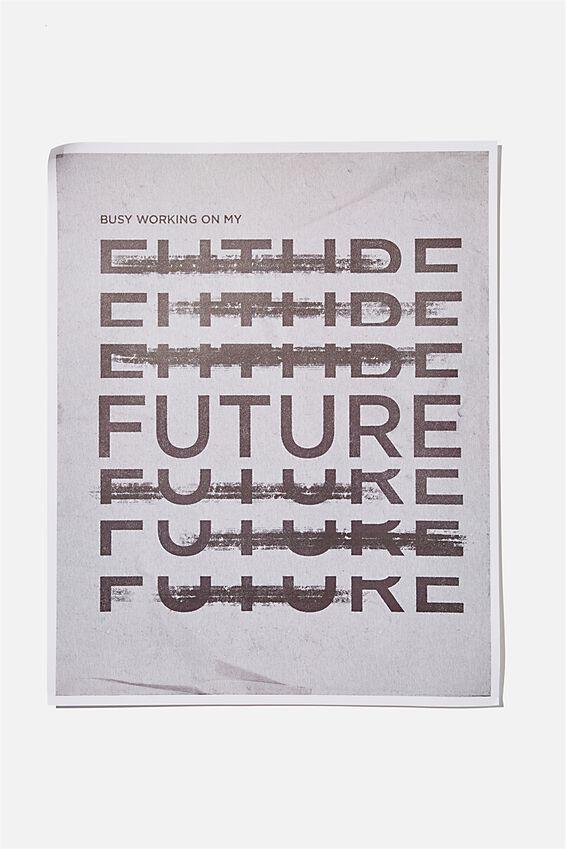 Awaken Poster, FUTURE