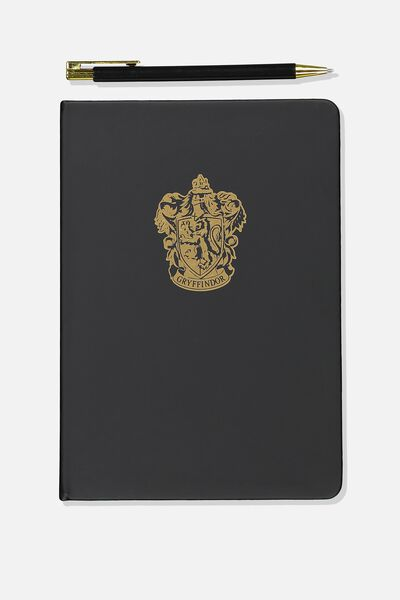 Notebook And Pen Set, LCN GRYFFINDOR