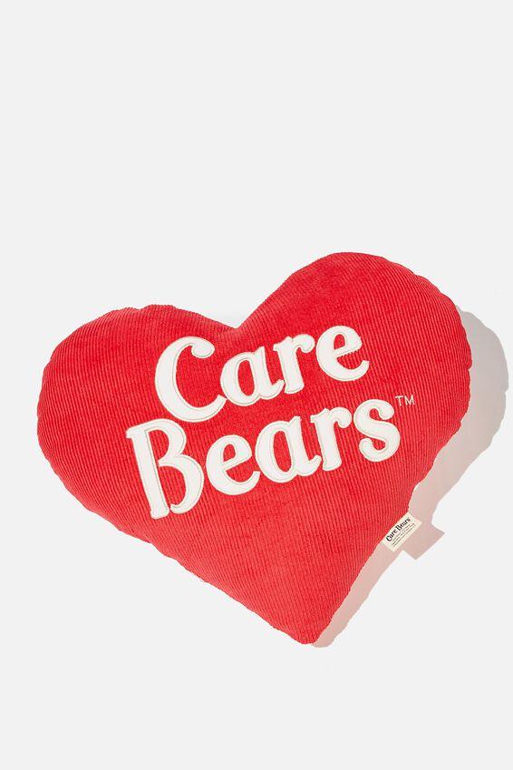 Canvas Cushy Cushion, LCN CLC CARE BEARS