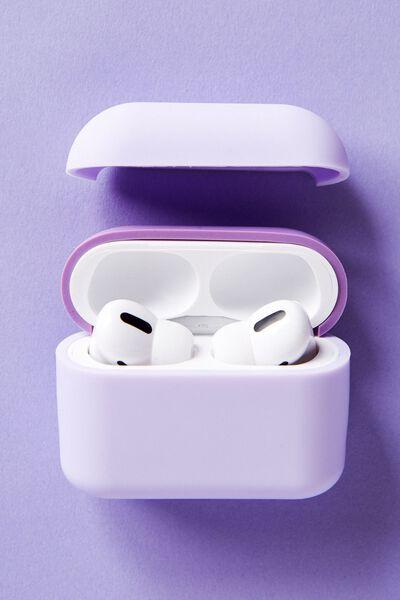 Ear Bud Sleeve Pro, PALE LILAC & LILAC