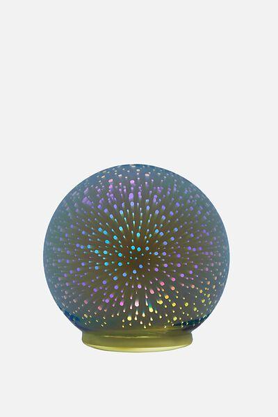 Small Novelty Light, CRYSTAL BALL