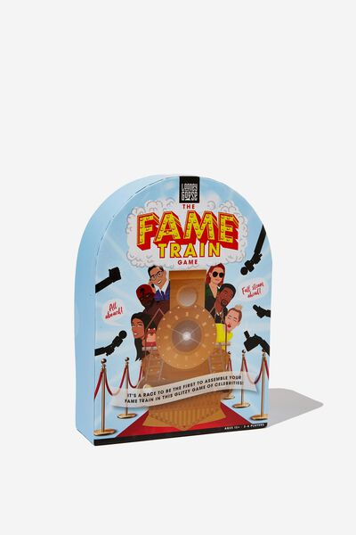 The Fame Train Game, ASSORTED