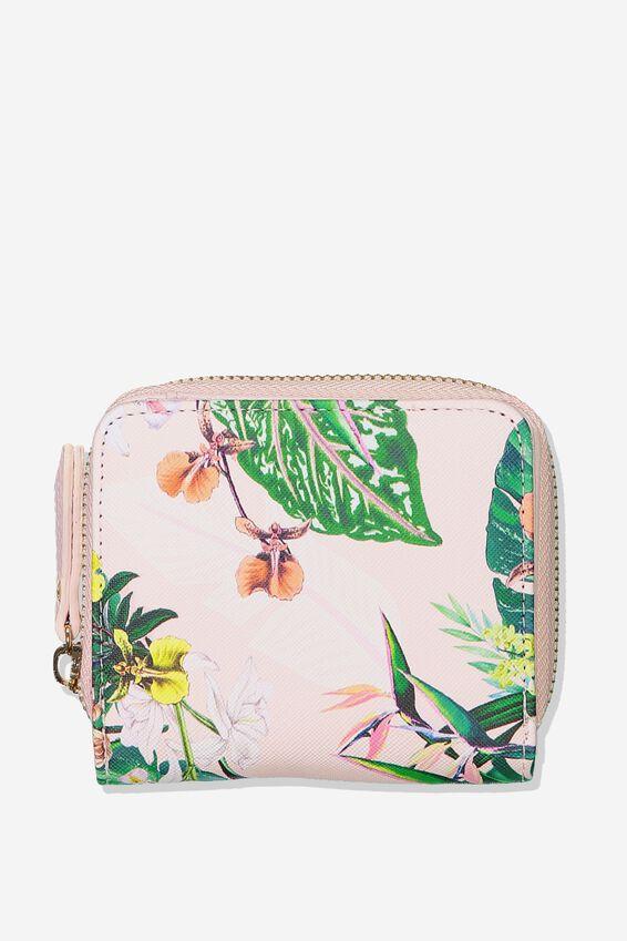 Mini Wallet, BIRD OF PARADISE