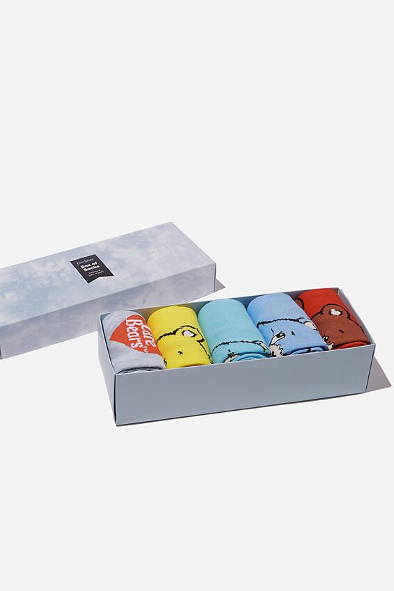 Care Bears Box of Socks, LCN CLC CARE BEARS