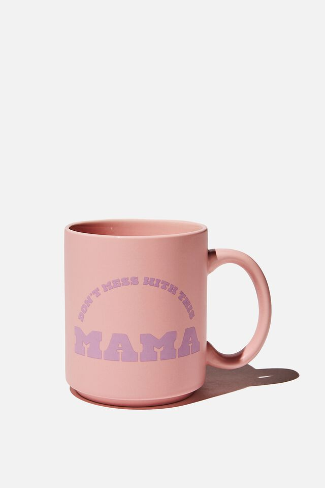Daily Mug, mama