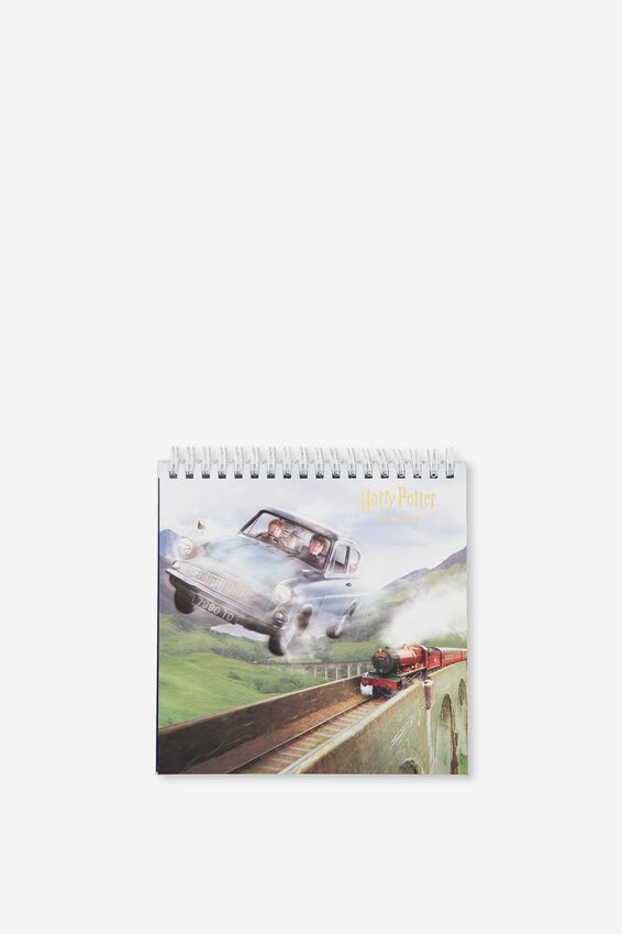 Harry Potter Desk Calendar 2019, LCN HARRY POTTER