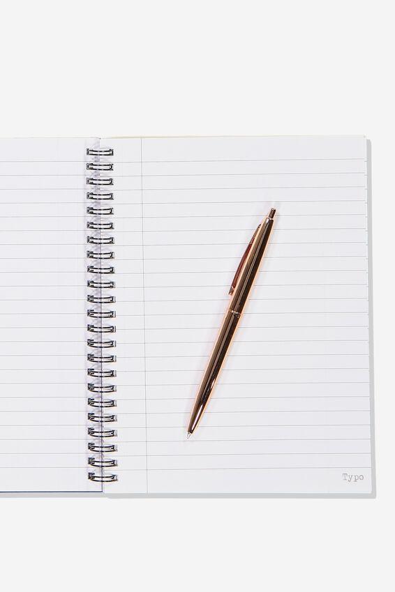 Small Spinout Notebook - V, PUGASAURUS