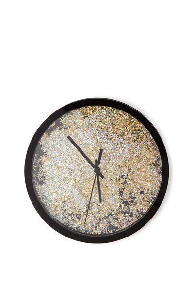 Shake It Clock, GLITTERATI