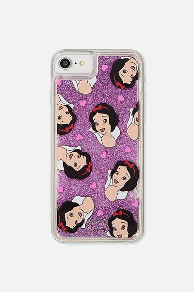 Shake It Phone Case Universal 6,7,8, LCN SNOW WHITE