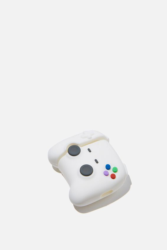 Ear Bud Sleeve, WHITE CONTROLLER