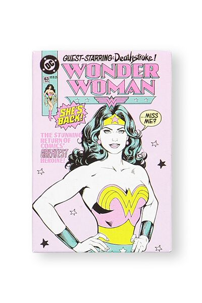 Quirky Magnets, LCN WONDER WOMAN