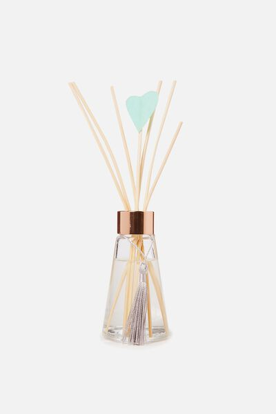 Scented Diffuser, BLUE MARBLE