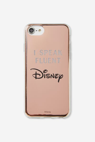 Printed Phone Cover Universal 6,7,8, LCN FLUENT IN DISNEY