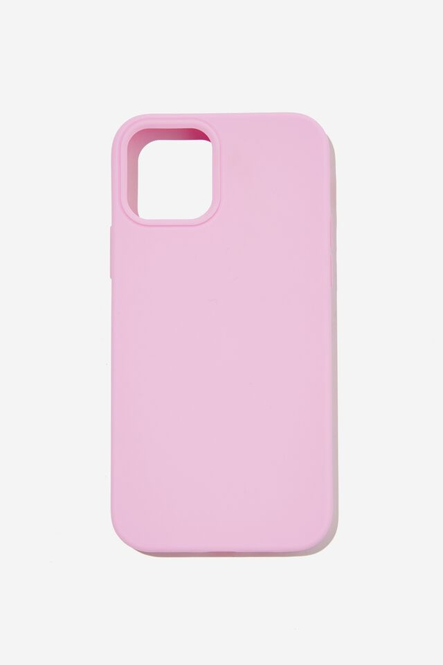 Recycled Phone Case Iphone 12, 12 Pro, WILD LILAC