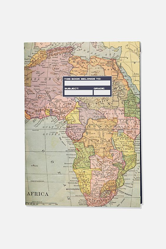 A4 Book Cover Paper, MAP