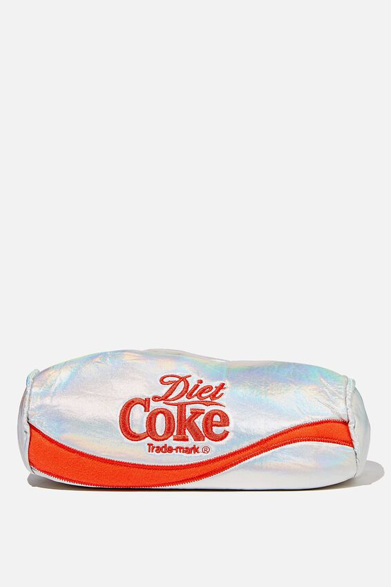 Coca Cola Slippers, LCN COK DIET CANS
