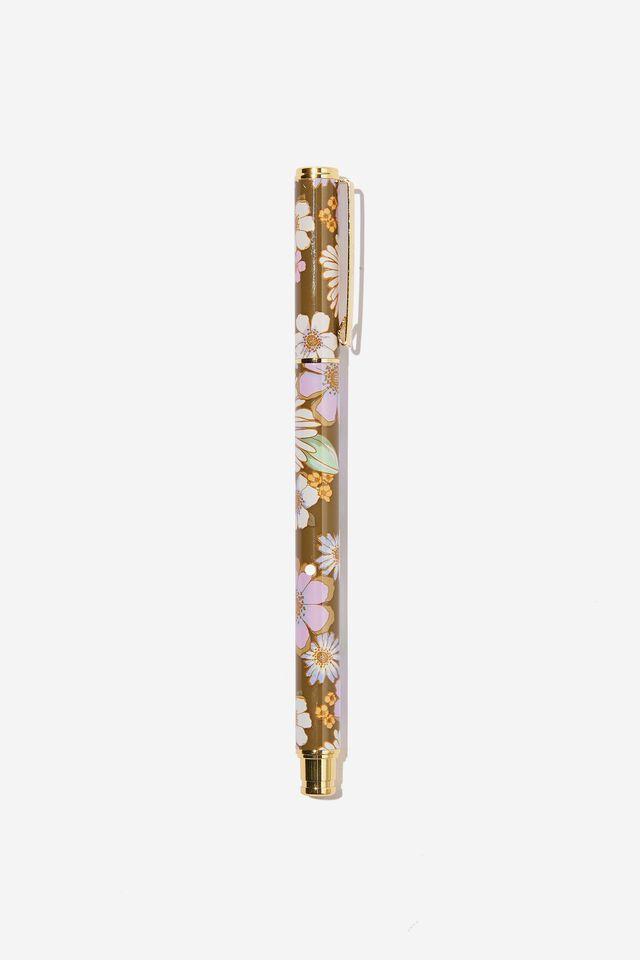 Florence Pen, SUNNIE FLORAL