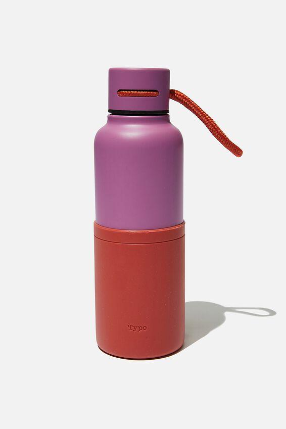 The Loop Metal Drink Bottle, COSMOS & RUST
