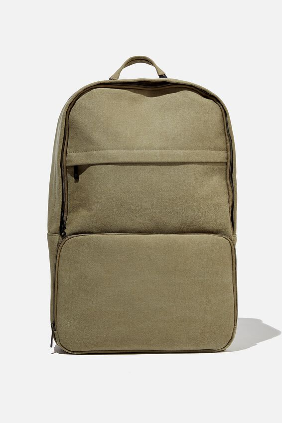 Formidable Backpack 15 Inch Cvs, KHAKI