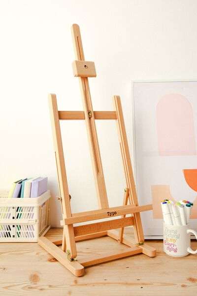 Large Easel, WOOD
