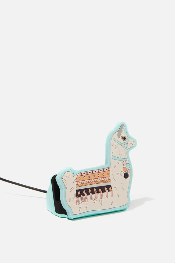 Phone Docking Station, LLAMA
