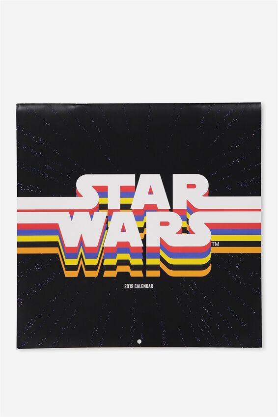 Star Wars Calendar 2019, LCN STAR WARS