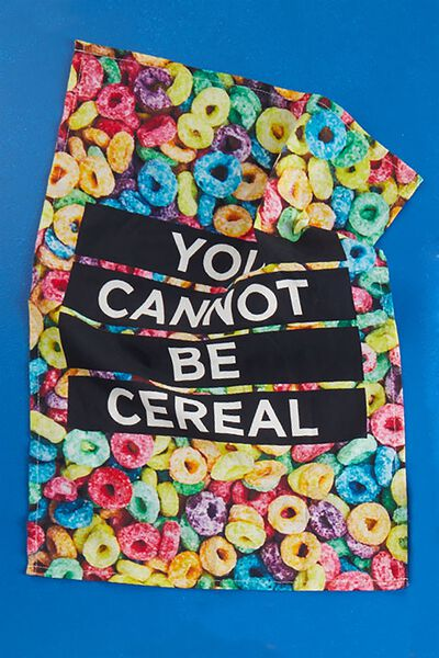 Tea Towel, LCN FROOT LOOPS CEREAL