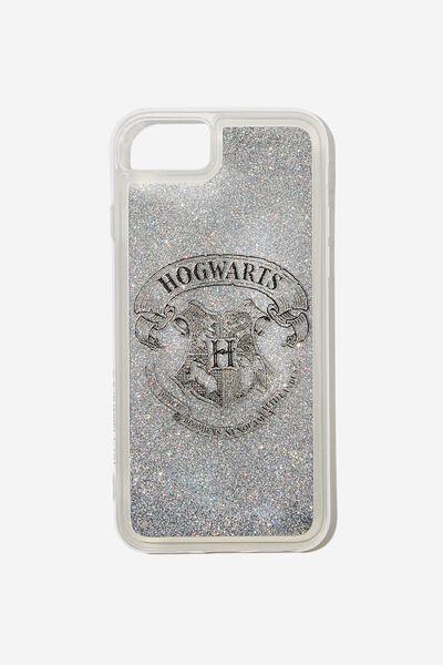 Shake It Phone Case Universal 6,7,8, LCN WB HOGWARTS CREST